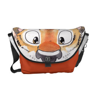 Tiger Cub Messenger Bag