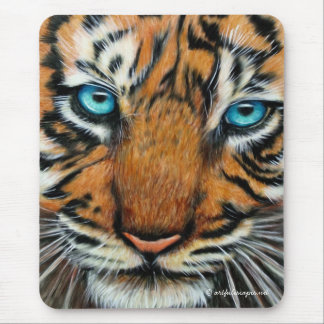 Tiger Cub Mousepad
