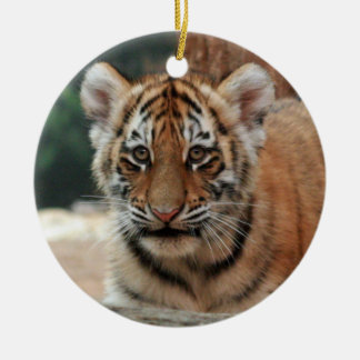 Tiger Cub Ornament