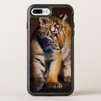 Tiger Cub Walking OtterBox Symmetry iPhone 8 Plus/7 Plus Case