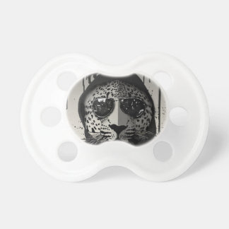 Tiger Deep Thoughts Pacifiers