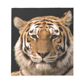 Tiger Design Notepad