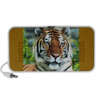 Tiger Doodle Mp3 Speakers