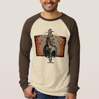 Tiger & Dragons Rising Sun Custom ... - Customized Shirts