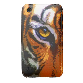 TIGER EYE iPhone 3 Case-Mate CASE
