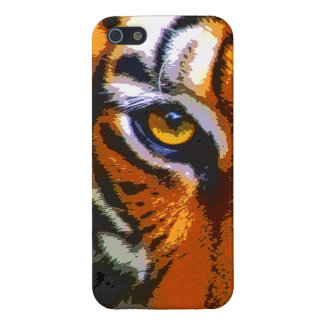TIGER EYE CASE FOR iPhone 5/5S