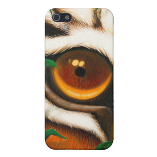 Tiger Eye iPhone 5/5S Case