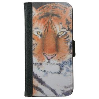Tiger Eyes iPhone 6 Wallet Case