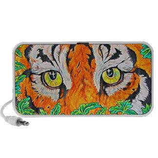 Tiger Eyes Mp3 Speakers