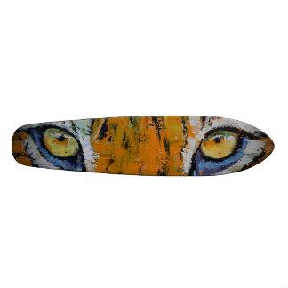 Tiger Eyes Skate Board Decks
