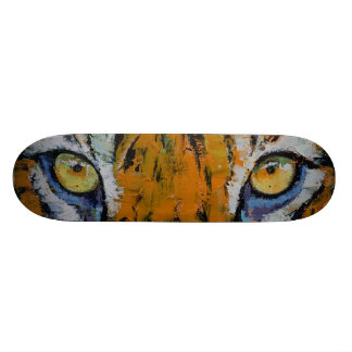 Tiger Eyes Skateboard Decks