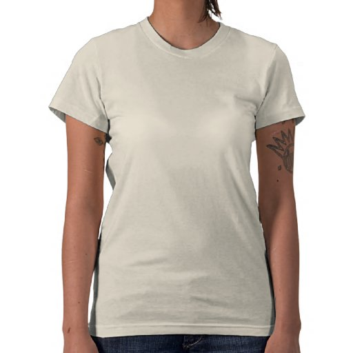 Tiger Face Butterfly Organic T-Shirt