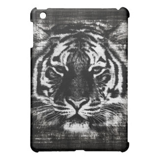 Tiger Face Close-Up 10 Case For The iPad Mini
