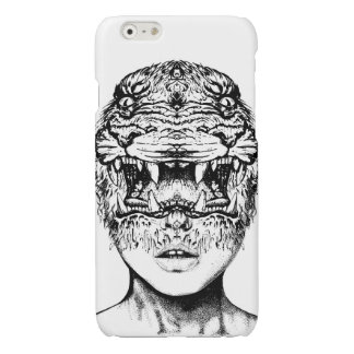TIGER FACE iPhone 6 PLUS CASE