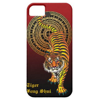 Tiger Feng Shui iPhone 5 Case