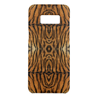 Tiger fur pattern Case-Mate samsung galaxy s8 case