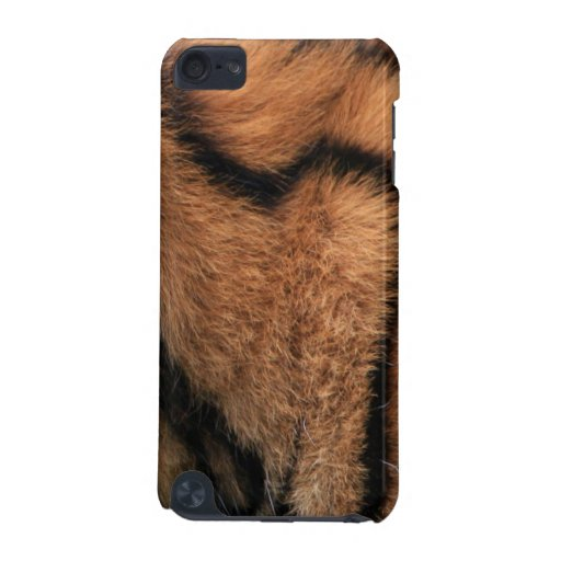 Tiger fur texture ipod touch 4G case, gift idea iPod Touch (5th Generation) Case