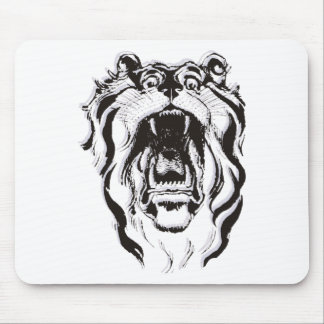 Tiger Gift Mouse Pad
