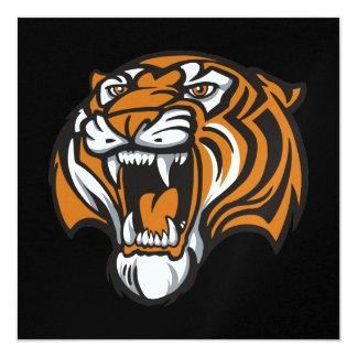 Tiger Graduation - SRF Card