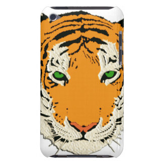 TIGER HEAD BARELY THERE iPod CASE