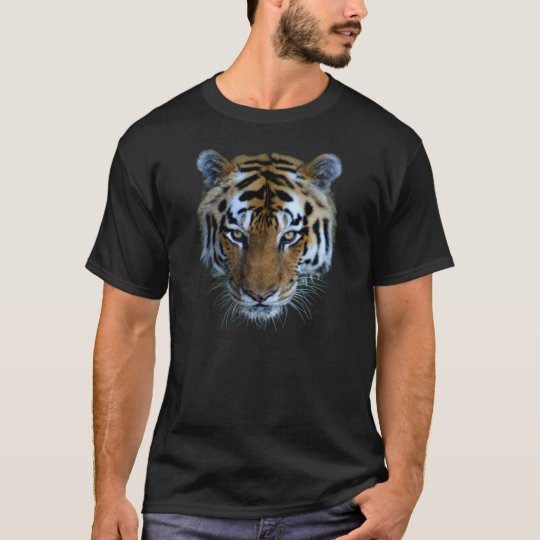 Tiger Head Cooling T-Shirt