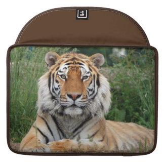 Tiger head male beautiful photo macbook air sleeve