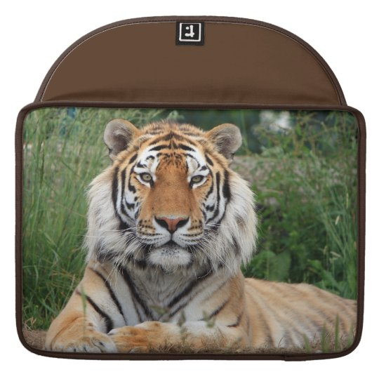 Tiger head male beautiful photo macbook air sleeve sleeves for MacBooks
