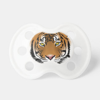 Tiger Head Print Design Dummy