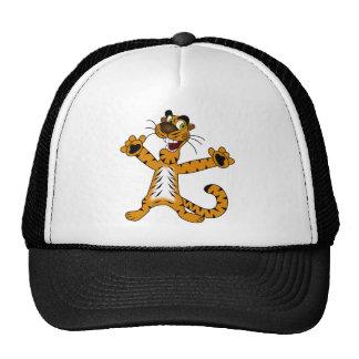 Tiger Hug Hats