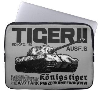 Tiger II Electronics Bag Laptop Sleeve