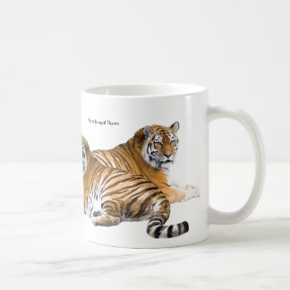 Tiger image for Classic-White-Mug Coffee Mug