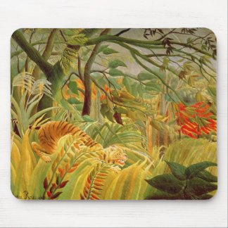 Tiger in a Tropical Storm  1891 Mouse Mat