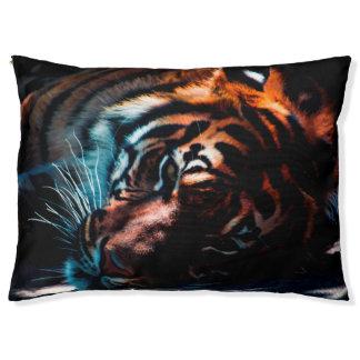 Tiger In Repost Pet Bed