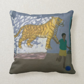 Tiger India Cushion