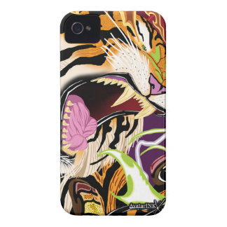 Tiger iPhone4/4S Cases