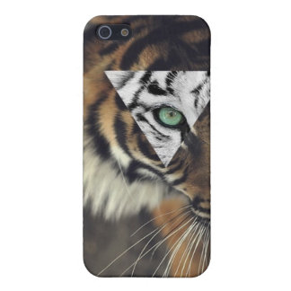 Tiger iPhone 5/5S Cases