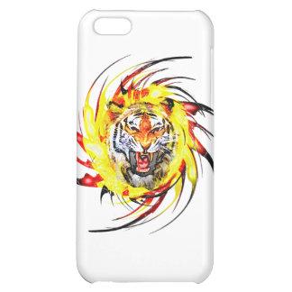 Tiger iPhone 5C Cases