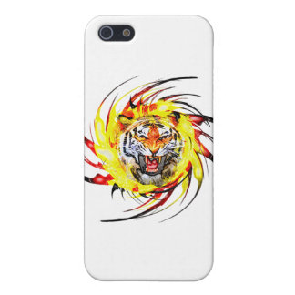 Tiger Cases For iPhone 5