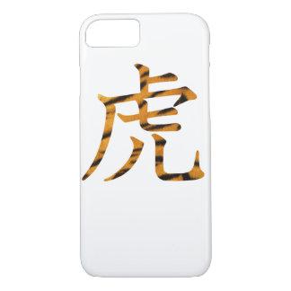 Tiger Kanji iPhone 7 Case