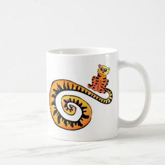 Tiger Kat Mug~