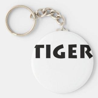 Tiger Key Chain