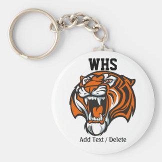Tiger Keychain - SRF