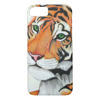 Tiger - Kimberly Turnbull Art iPhone 8/7 Case