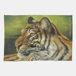 "Tiger Kitchen Towel 16"" x 24"""