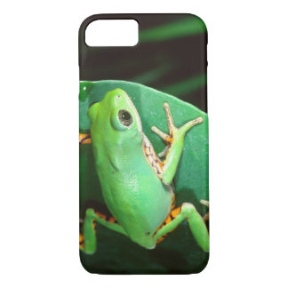 Tiger Leg Monkey Frog, Phyllomedusa iPhone 8/7 Case