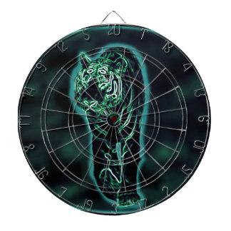 Tiger (Light Tiger) Dartboard