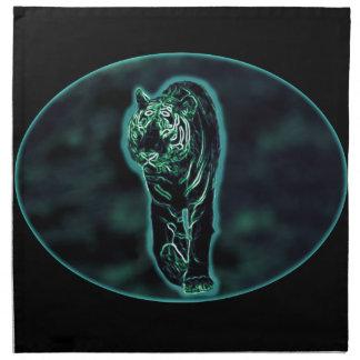 Tiger (Light Tiger) Napkin