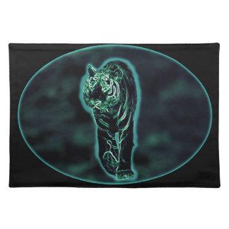 Tiger (Light Tiger) Placemat