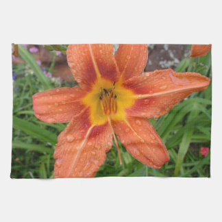 Tiger Lilly Kitchen Towel
