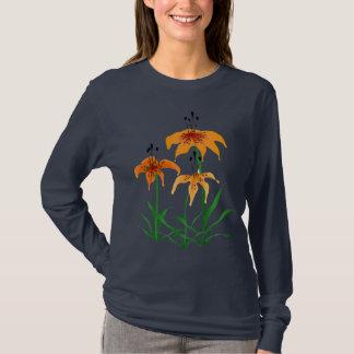 Tiger Lily Long Sleeve Shirt